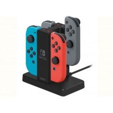 Зарядное устройство для 4-х контроллеров Joy-Con для Nintendo Switch