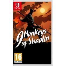 9 Monkeys of Shaolin русская версия для Nintendo Switch