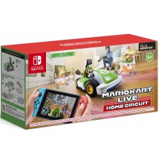 Игра для Nintendo Switch Mario Kart Live Home Circuit набор Luigi