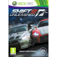 Need for Speed Shift 2 Unleashed русские субтитры для Xbox 360