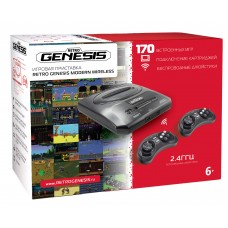SEGA Retro Genesis Modern Wireless + 170 игр