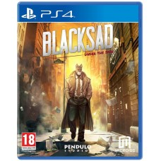 Blacksad: Under The Skin Limited Edition Русская версия  для PS4