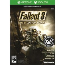 Fallout 3. Game of the Year Edition для Xbox 360 / Xbox One