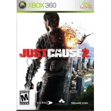 Just Cause 2 для Xbox 360