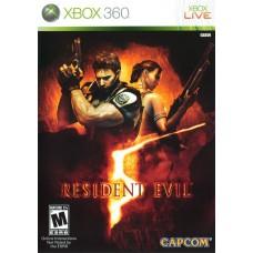 Resident Evil 5 для Xbox 360