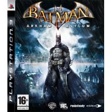 Batman: Arkham Asylum для PS3