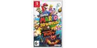 Super Mario 3D World + Bowser's Fury русские субтитры для Nintendo Switch