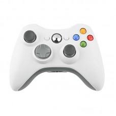 Джойстик беспроводной для Xbox 360 белый