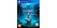 Little Nightmares II. Издание 1-го дня русские субтитры для PS4