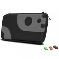 Защитный чехол и накладки для консоли Switch ((black-grey) (SL-330200-BKGY) Speedlink