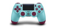 Джойстик Dualshock 4, V2 , Blue Berry для Playstation 4