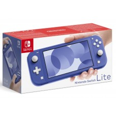 Nintendo Switch Lite (синий)