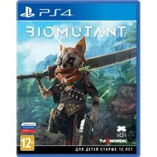 Biomutant Стандартное издание русская версия для PS4