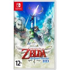 Игра для Nintendo Switch The Legend of Zelda: Skyward Sword HD