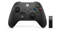 Microsoft Xbox Series Wireless Controller + Wireless Adapter for Windows 10
