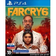 Far Cry 6  русская версия для PS4