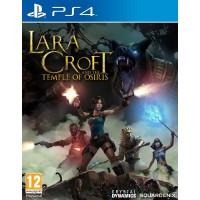 Lara Croft and the Temple of Osiris русские субтитры для PS4