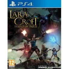 Игра для Playstation 4 Lara Croft and the Temple of Osiris русские субтитры