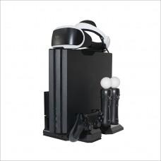 Подставка Multi-Function Cooling Stand Dobe для PS4 / PS4  Slim/ PS4 Pro / VR (TP4-888)