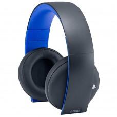 Гарнитура беспроводная Sony Gold Wireless Stereo Headset Black 2.0 наушники для Playstation PS4/PS3/PS Vita