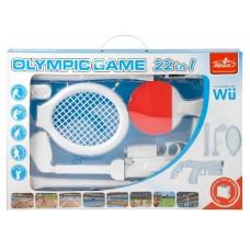Набор Sport Pack 22 в 1 Olimpic Sport Kits для Wii