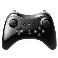 Джойстик для игровой приставки Wii U  черный