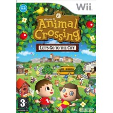 Animal Crossing: Let's Go to the City Wi-Fi. русская документация для Wii