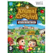 Animal Crossing: Let's Go to the City Wi-Fi. русская документация для Wii