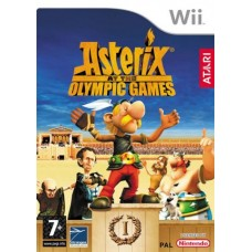 Asterix At The Olympic Games для Wii