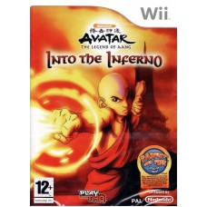Игра для Nintendo Wii и WiiU Avatar the Legend of Aang Into the Inferno