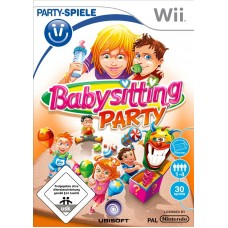 Игра для Nintendo Wii и WiiU Babysitting Party