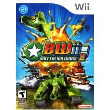 Battalion Wars 2 Wi-Fi  русская документация для Wii