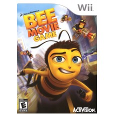 Игра для Nintendo Wii и WiiU Bee Movie Game русская документация