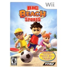 Big Beach Sports для Wii