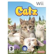 Игра для Nintendo Wii и WiiU Catz русская документация