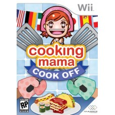 Cooking Mama для Wii