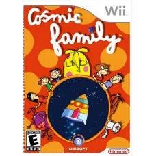 Игра для Nintendo Wii и WiiU Cosmic Family
