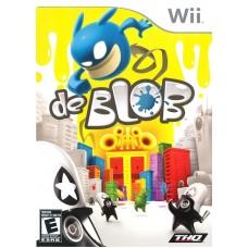 Игра для Nintendo Wii и WiiU De Blob русская документация