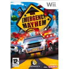 Игра для Nintendo Wii и WiiU Emergency Mayhem