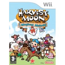 Harvest Moon: Magical Melody  русская документация  для Wii