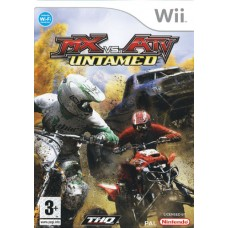 MX vs ATV Untamed для Wii
