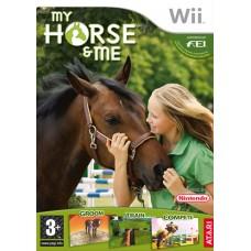 Игра для Nintendo Wii и WiiU My Horse & Me