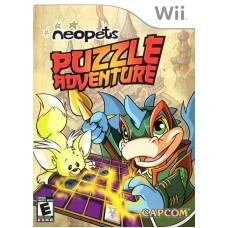 Neopets Puzzle Adventure для Wii
