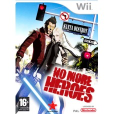 Игра для Nintendo Wii и WiiU No More Heros