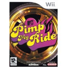 Pimp My Ride для Wii