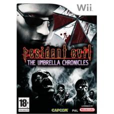 Resident Evil The Umbrella Chronicle русская документация  для Wii