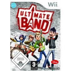 Игра для Nintendo Wii и WiiU Ultimate Band