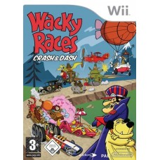 Wacky Races Crash & Dash для Wii