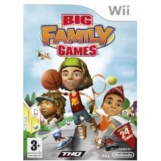 Big Family Game для Wii