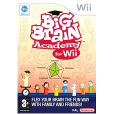 Big Brain Academy русская документация для Wii